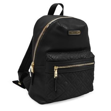 Adrienne Vittadini Quilt-Accent Backpack