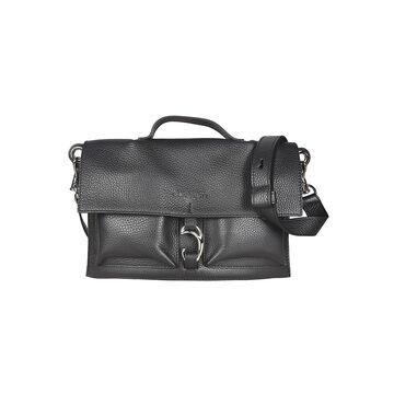 Orciani Hook Lock Shoulder Bag