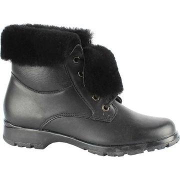Toe Warmers Women's Minnesota 2 Waterproof Boot Black Leather
