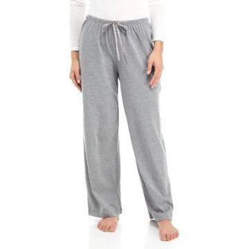 Hue Women's Solid Pajama Pants - -