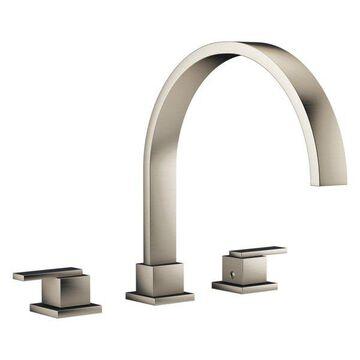 Jacuzzi MX818 Mincioa Widespread Bathroom Faucet - Includes Pop-Up D