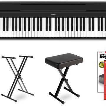 P-45 Digital Piano Package Essentials