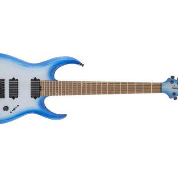 Jackson Pro Series Signature Misha Mansoor Juggernaut HT7 7-String Electric Guitar (Blue Sky Burst)