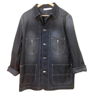 Isabel Marant Etoile \N Blue Cotton Jackets