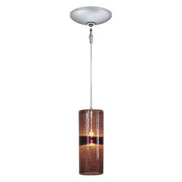 Jesco Lighting 1-Light Low Voltage Pendant & Canopy Kit