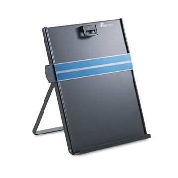 Fellowes Metal Copyholder Steel 200 Sheet Capacity Black 11053