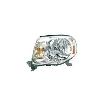 Headlight - DEPO For/Fit 8115004163 05-11 Toyota Tacoma Left Hand without Sport Pkg Clear Lens CAPA