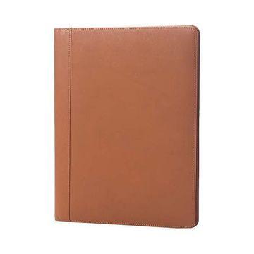 CLAVA 00-383 Slim Business Card Padfolio Bridle Tan