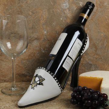 Pittsburgh Penguins High Heel Shoe Bottle Holder