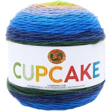 Lion Brand Lion Brand Yarn Cupcake Moody Blue
