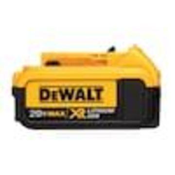 DEWALT XR 20-Volt Max 4-Amp-Hours Power Tool Battery