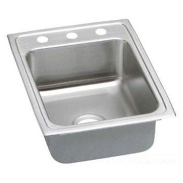 Elkay Lrad1722602 Single Bowl Sink