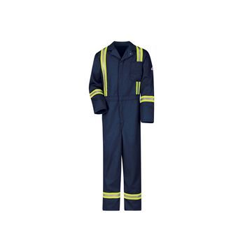Bulwark Excel Long-Sleeve Flame-Resistant Classic Coveralls