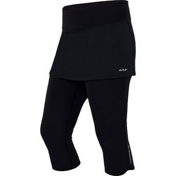 NRS HydroSkin 0.5mm Capri with Skirt - Women's