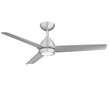 Mocha LED Smart Ceiling Fan by WAC Lighting