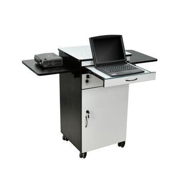 "Offex 38"" Wood Multimedia Workstation"