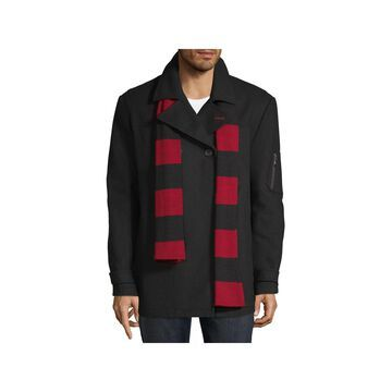 IZOD Midweight Peacoat Big and Tall