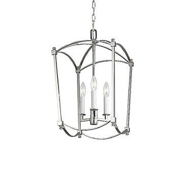 Thayer Chandelier by Feiss