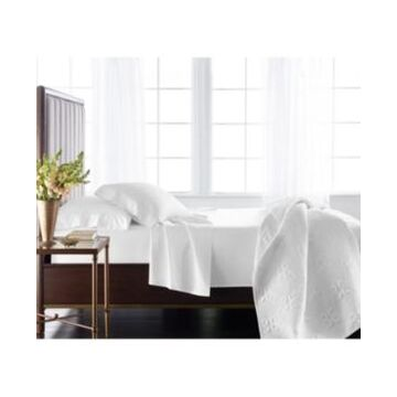 Hotel Collection Classic 800 Thread Count White Egyptian Cotton King Flat Sheet, Created for Macy's Bedding