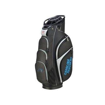 Wilson NFL Cart Golf Bag, Carolina Panthers