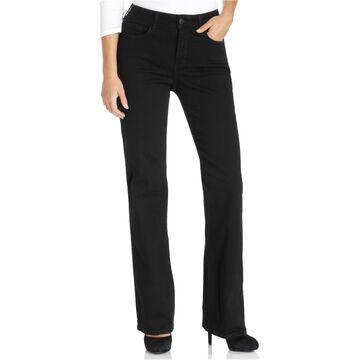 NYDJ Womens Barbara Boot Cut Jeans