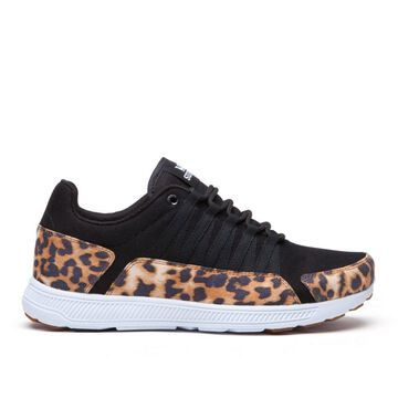 SUPRA Womens Owen Low Top Lace Up Fashion Sneakers