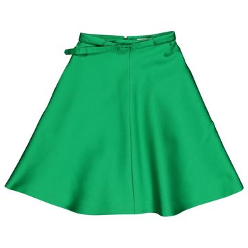 Carven Green Polyester Skirts