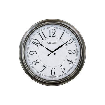 Citizen White Wall Clock-Cc2048