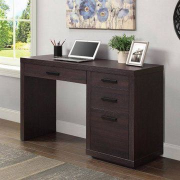 ''Better Homes and Garden Steele Writing Desk, Espresso Fin W''