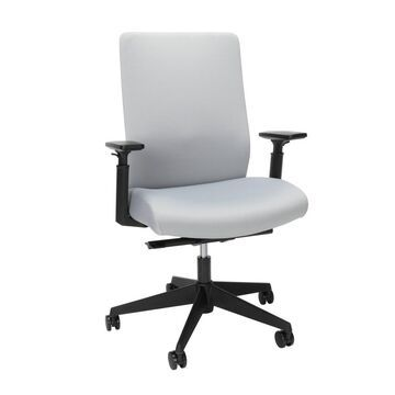 Basyx Biometryx Commercial Grade Fabric Upholstered Task Chair - HON