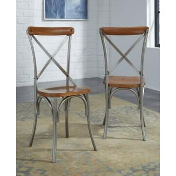 Home Styles Orleans Pair of Side Chairs