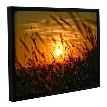 ArtWall An Evening With The Quiet Voice Framed Wall Art