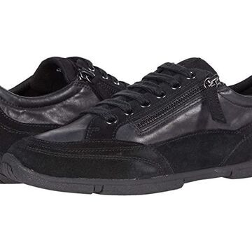 Geox Aglaia 1 (Black) Women's Shoes