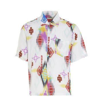 Aries ikat Hawaiian Shirt