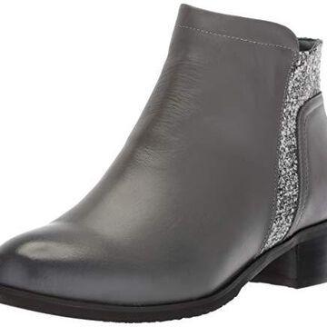 Propet Women's Taneka Ankle Boot, Charcoal, 7 Medium US