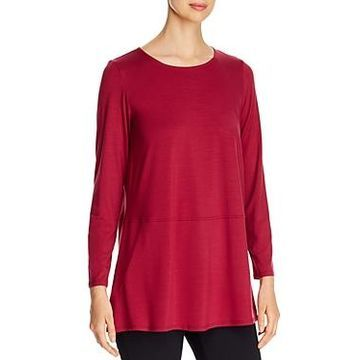 Eileen Fisher Tunic Tee