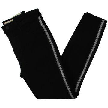 L'Agence Womens Margot Ankle Pants High Waist Skinny - Black