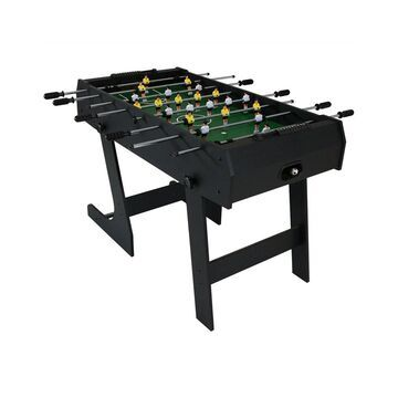 Sunnydaze Compact 48In Folding Foosball Game Table