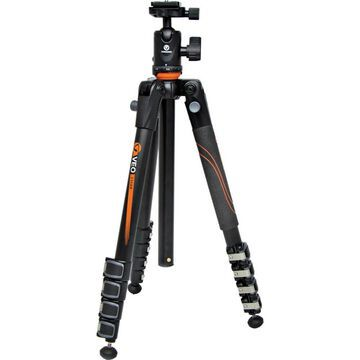 VEO 235AB Aluminum Tripod with TBH-50 Ball Head
