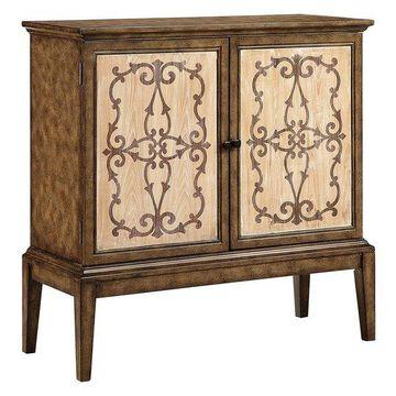 STEIN WORLD 13558 2-Door Cabinet