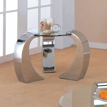 Coaster Company Silver Occasional Table