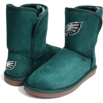 Women's Philadelphia Eagles Cuce Touchdown Boots