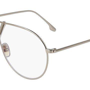 Victoria Beckham VB2106 /S 705 Womenas Sunglasses Gold Size 58