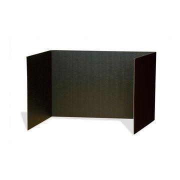 Pacon 48''x16'' 8 pk Privacy Boards-Black