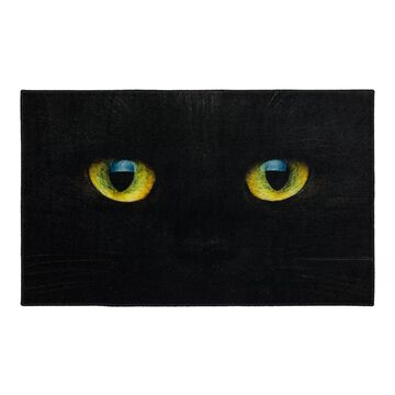 Mohawk Home Cat Face Rug