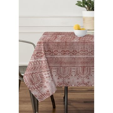 Deny Designs Dotted Bohemian Tablecloth