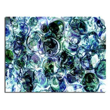 Ready2HangArt Color Clusters Wall Art