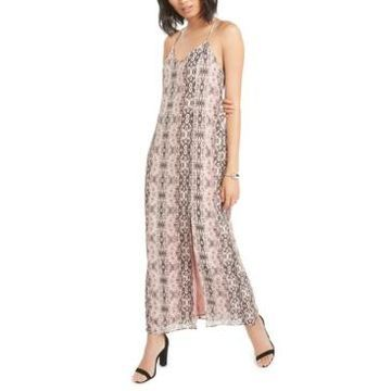 Bar Iii Printed Maxi Dress, Created for Macy's