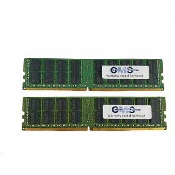 64GB (2X32GB) Mem Ram Compatible w Intel S2600KP Server Load Redu ECC by CMS D17