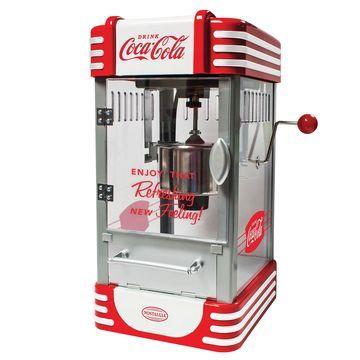 Nostalgia Electrics Coca-Cola 2.5-oz. Kettle Popcorn Maker